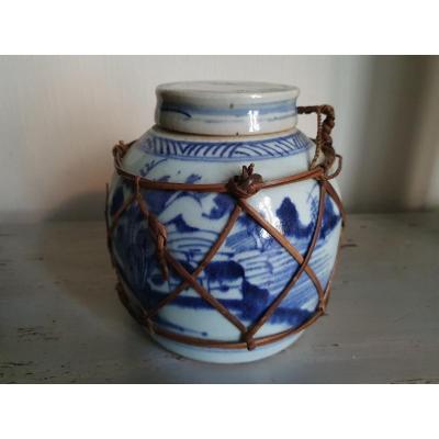 Ginger Pot, China Nineteenth