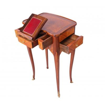 Petite Table écritoire de style Transition