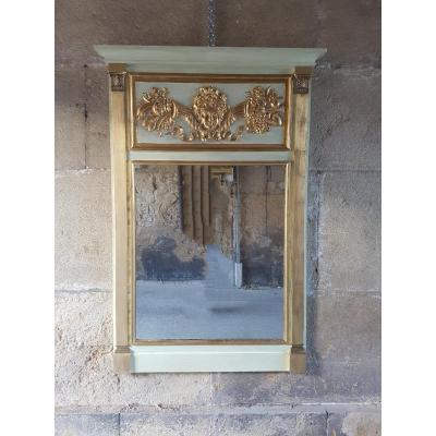 Miroir Trumeau Style Empire 162x110cm