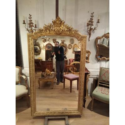 Miroir XIXe