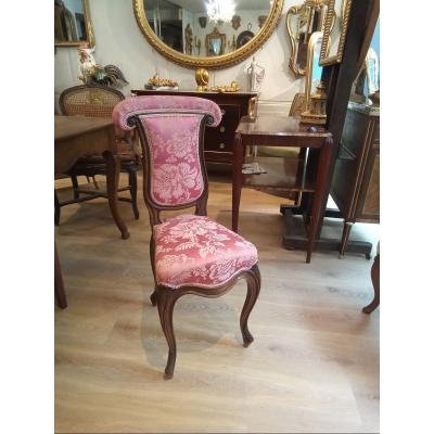 Louis XV Style Ponteuse Chair