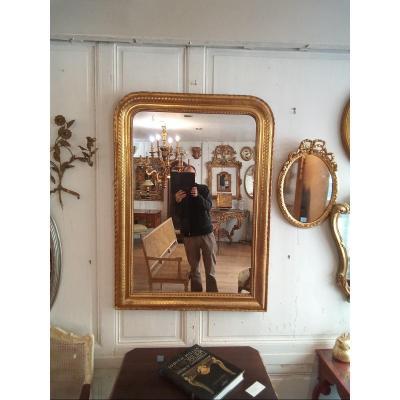 Miroir Louis Philippe 118x85cm