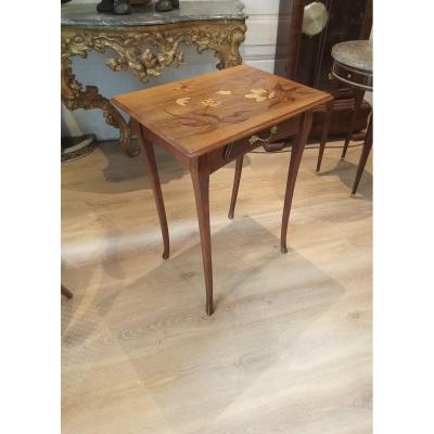 Petit Table Art Nouveau Paul Guth