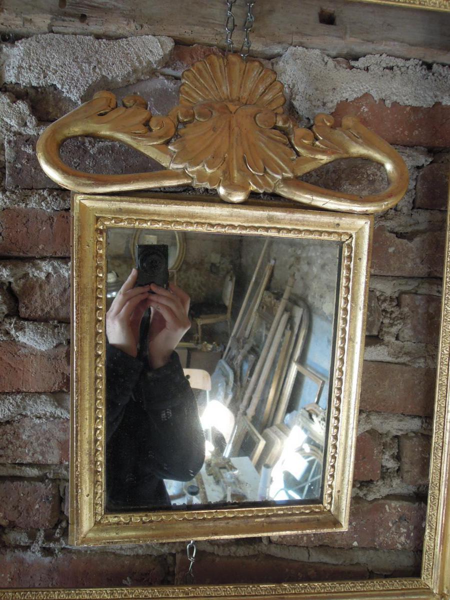 Miroir XVIIIème