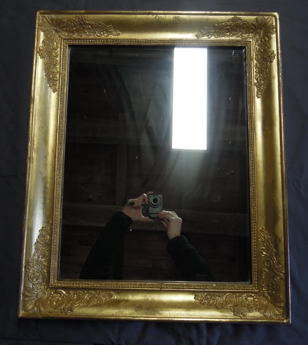 Miroir XIXème
