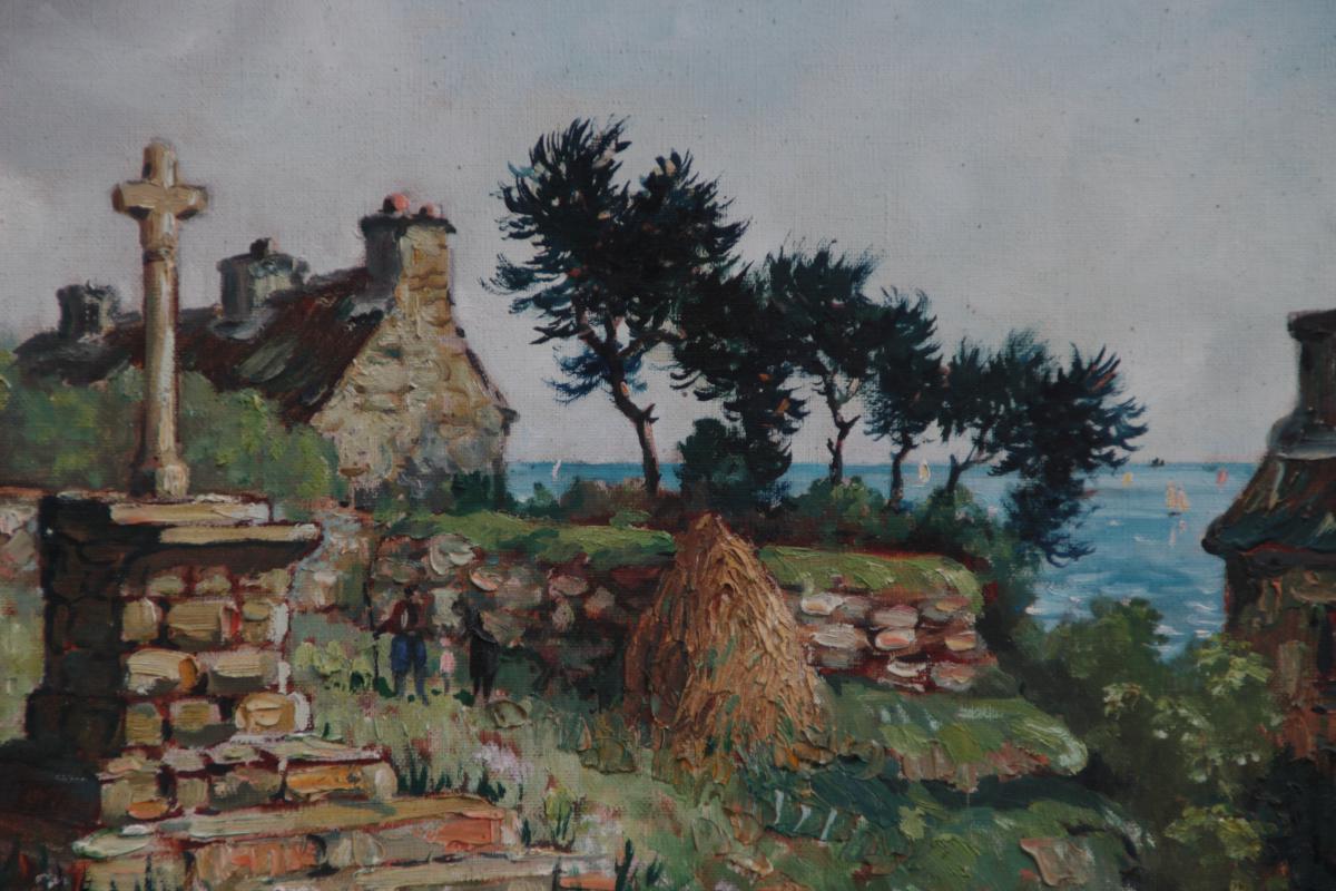 Peinture Sur Toile Geo Labonne