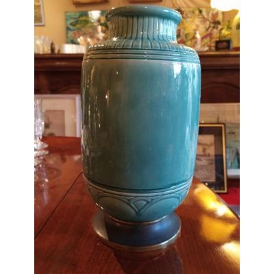Art Deco Vase, Sèvres