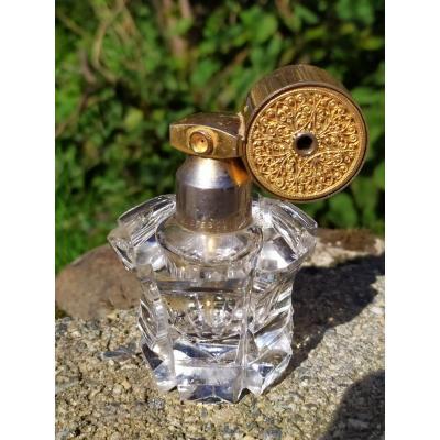 Baccarat Perfume Bottle From Marcel Franck
