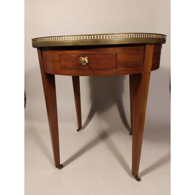 18th Century Mahogany Hot Water Table