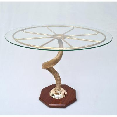 Coffee Table In The Taste Of Anthony Redmile