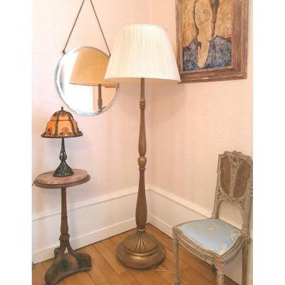 1925 Art Deco Floor Lamp