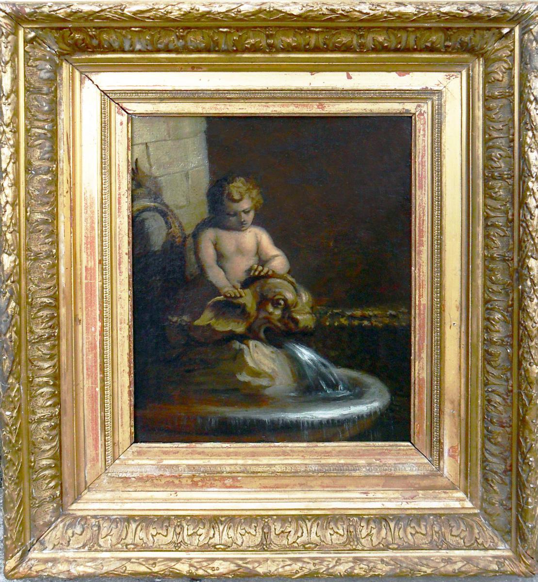 La Fontaine Eighteenth Child