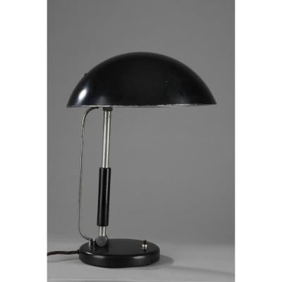 German Modernist Desk Lamp By Karl Trabert & G. Schanzenbach & Co