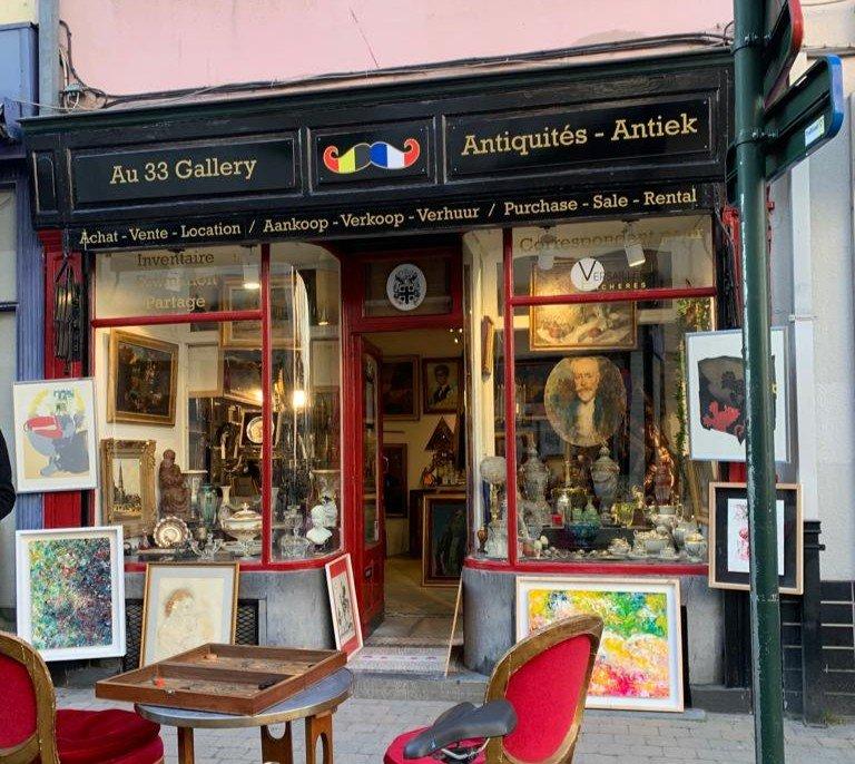 Au 33  Gallery
