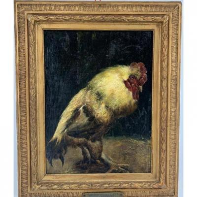 """Un vieux philosophe CIRCA 1890 """"Van Engelen Piet"""" 1863 - 1924"""