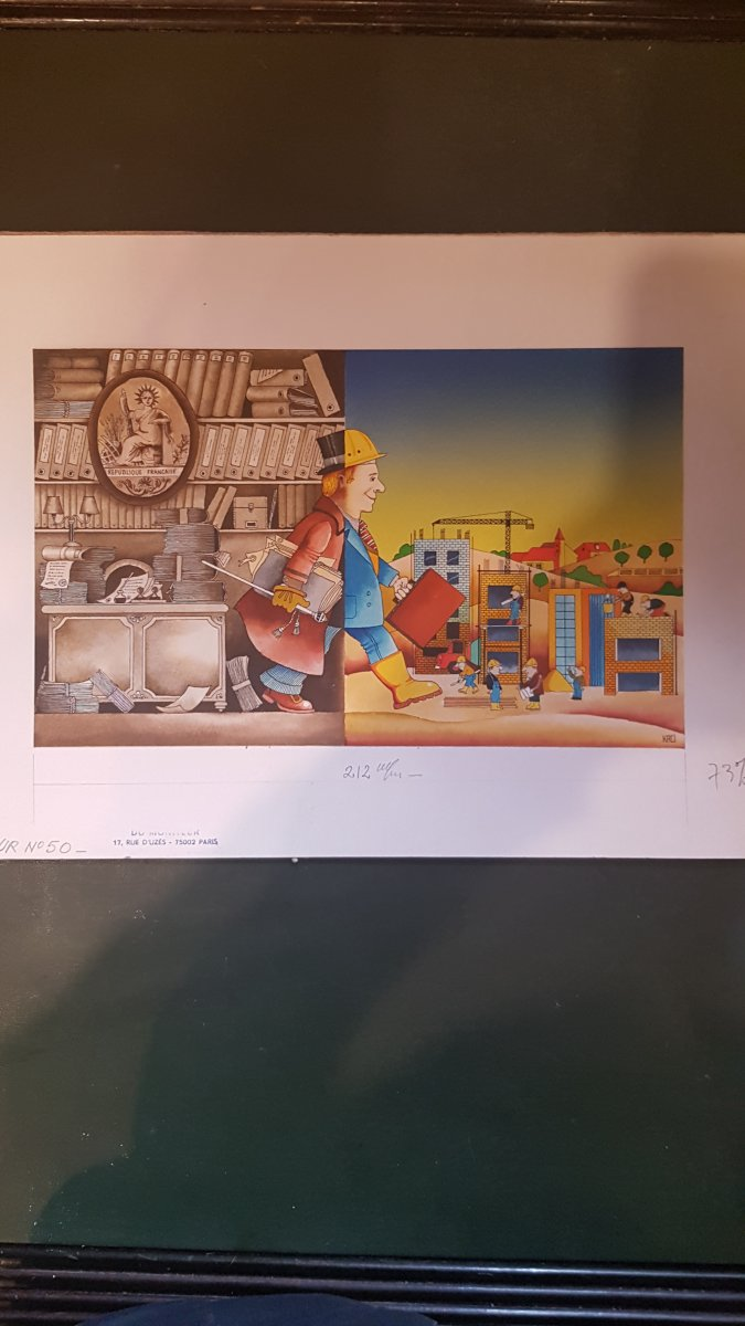 Fun Kaci Advertising Watercolor For The Monitor