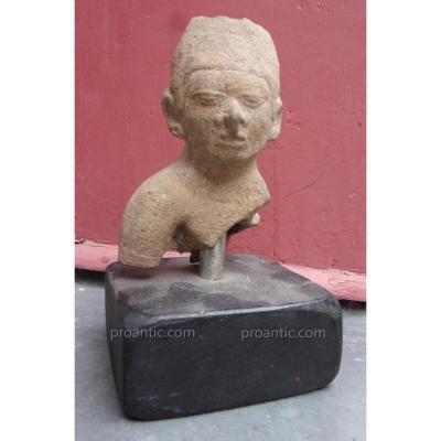 Statuette Culture Tumaco La Tolita