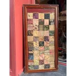 Tissus Ancien Patchwork Indien tapisserie Broderie