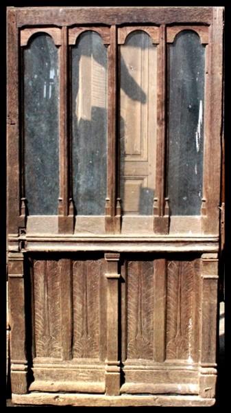 Porte Ancienne Style Henri ii debut xix eme