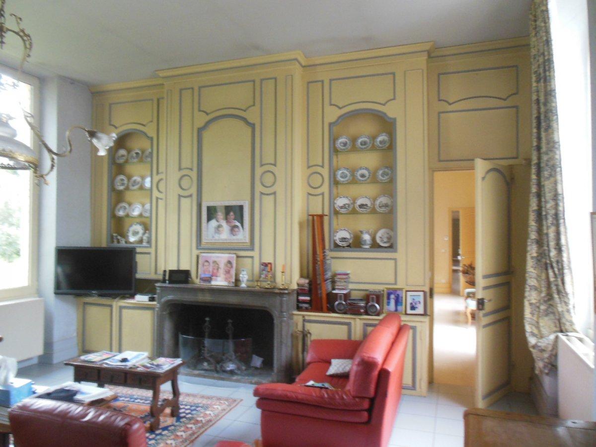 Coherente Suite Of 6 Doors In Resineux Door XVIII Eme And XIX Eme With Assorted Woodwork-photo-2