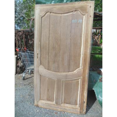 XVIII Eme, Porte  ancienneEn Chêne ;oak doors