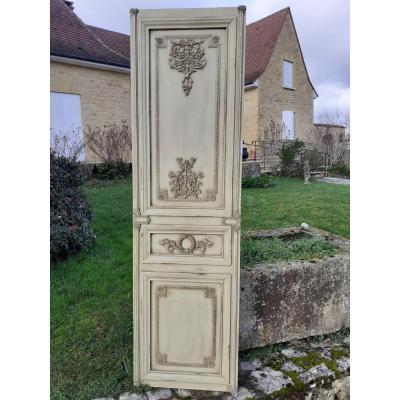Rare Porte Style Louois XVI  Deco 1900,boiserie En Hetre