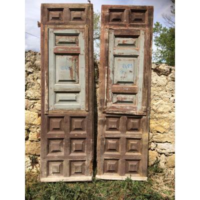 Spanish Door Suite A Caisson XVII