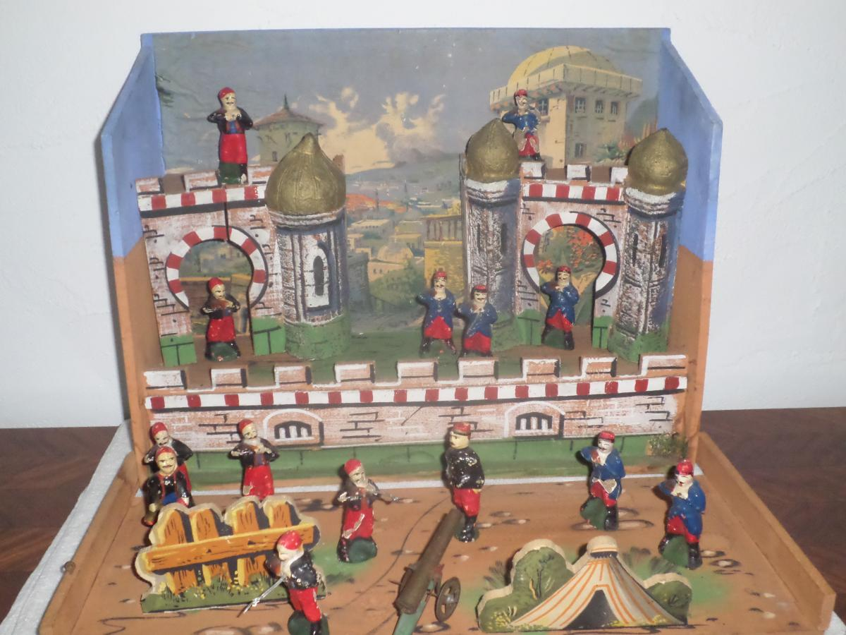 Toy Soldiers In Its Origin Decor