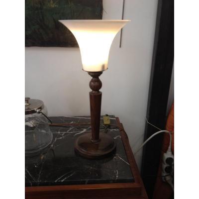 Lampe d'époque Art Déco