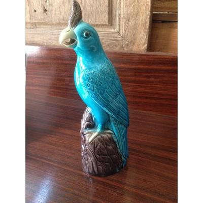 Art Deco Period Parrot