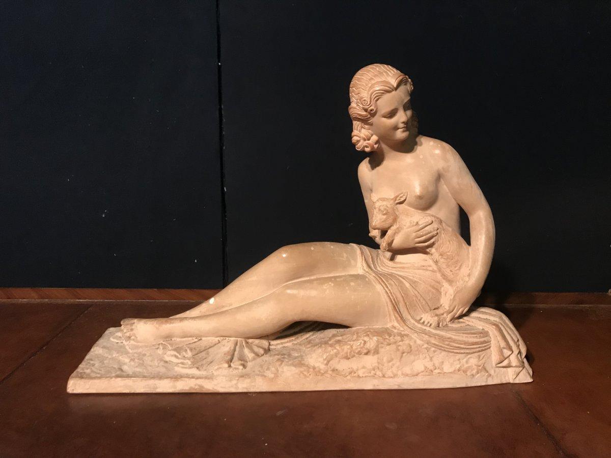 Terracotta Chiparus