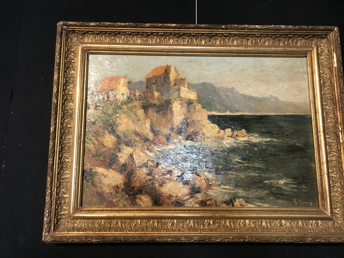 Georges Guerin Paysage Provençal
