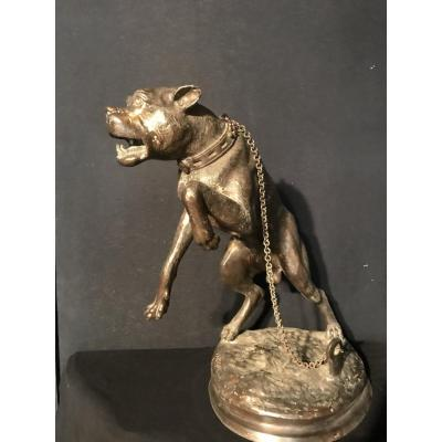 Important Bronze De Charles Valton