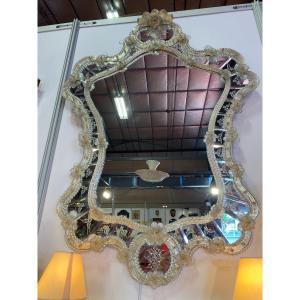 Venetian Glass And Murano Mirror