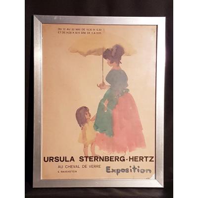 Workshop Background, Exhibition Posters - Ursula Sternberg