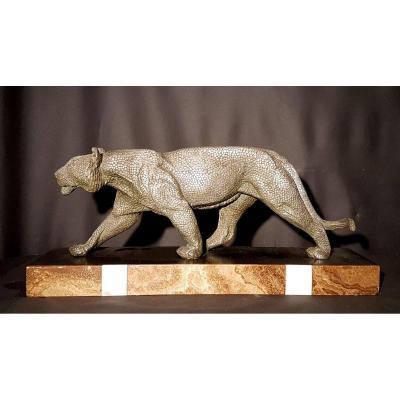 Panthère, Bronze Artistique - Rulas