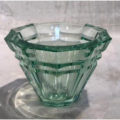 Vase Daum Nancy France Année 50/60
