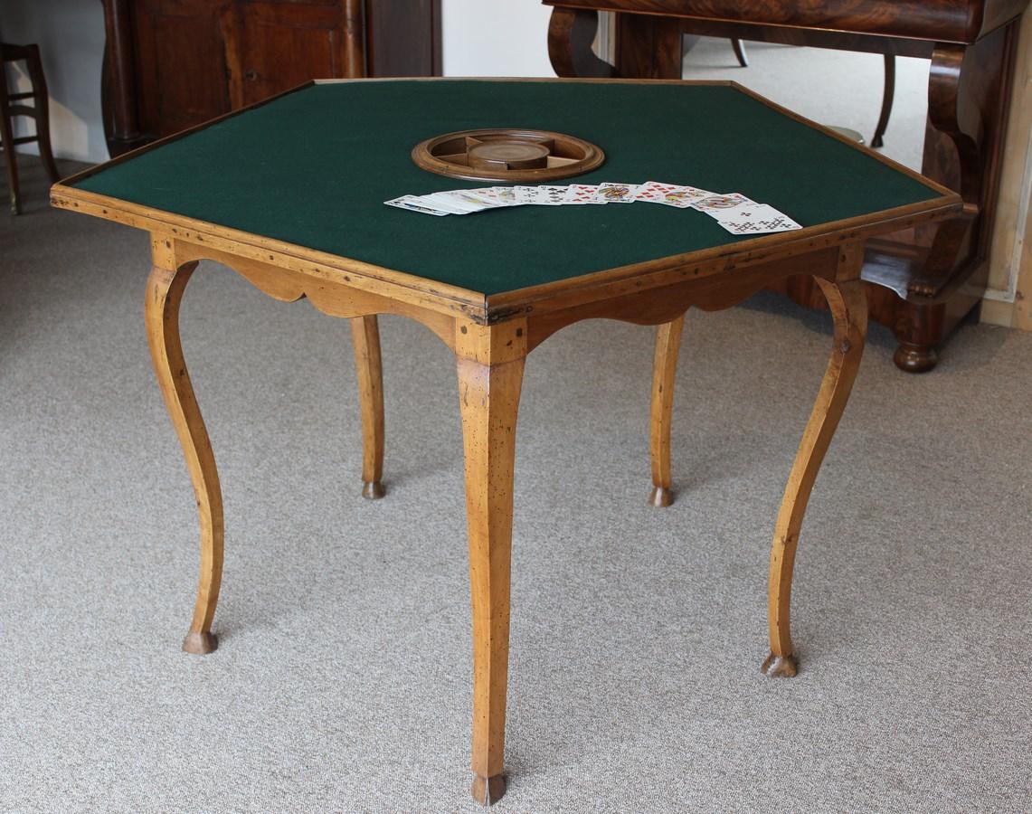 Table à Jeu De Brelan