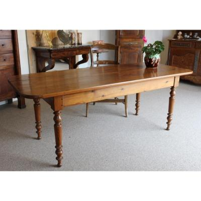 Bistro Table In Pitchpin