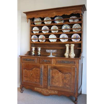 Buffet Dresser Louis XV Style