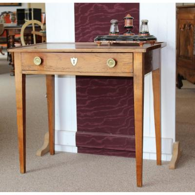 Writing Table In Cherry