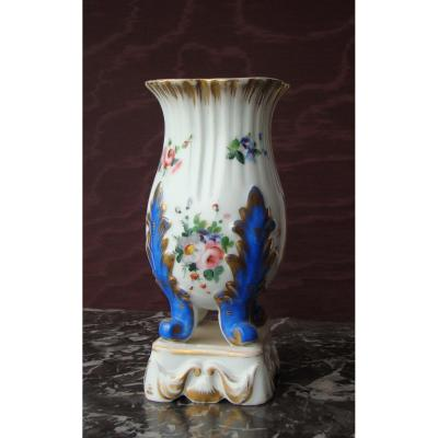 Porcelain Vase From Paris