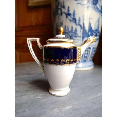 Heinrich & Co Bavière - Une Verseuse En Porcelaine De Style Empire - XXeme Siècle