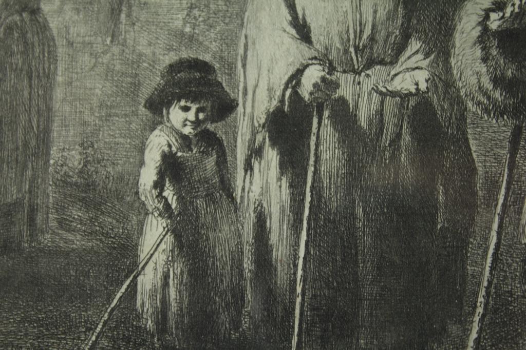 Gravure fin 18ème siècle Jean-Jacques De Boissieu 1736-1810-photo-5