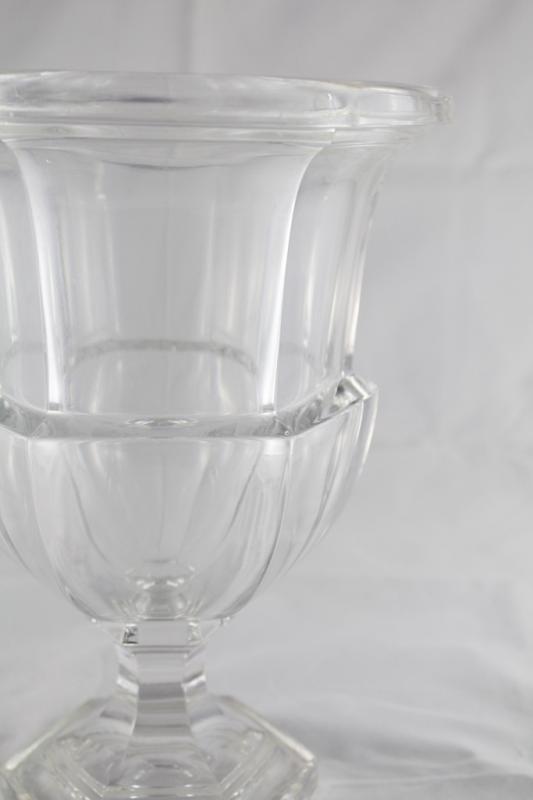 20th Century Glass Medicis Vase-photo-3