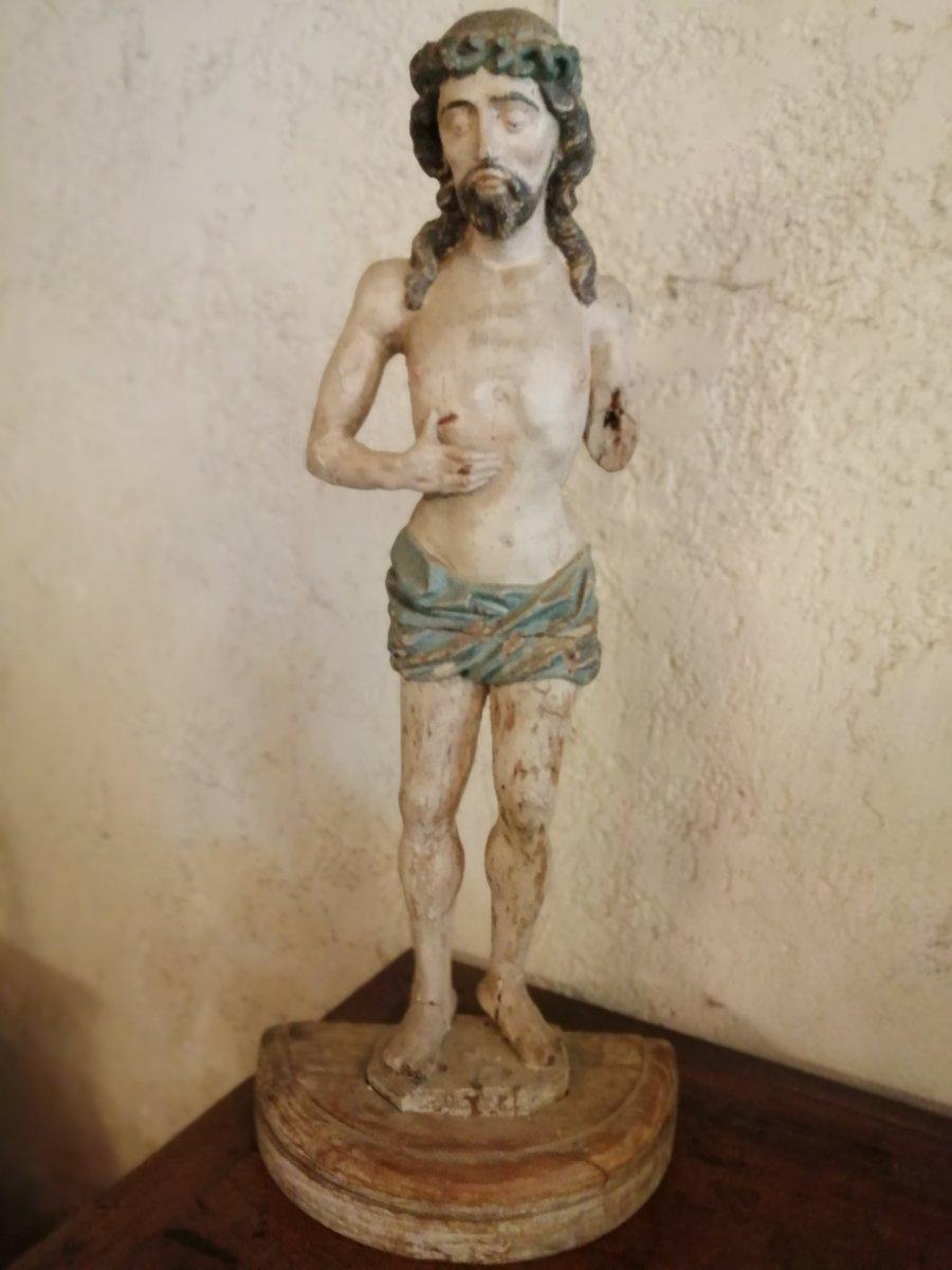 Christ Polychrome