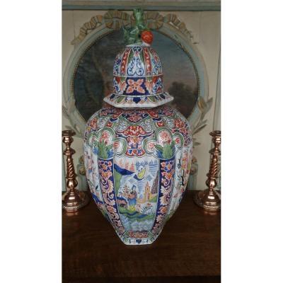 Grand Vase  De Delft