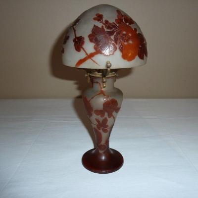 Gallé Lamp