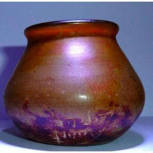 Vase Daum Nancy-miniature