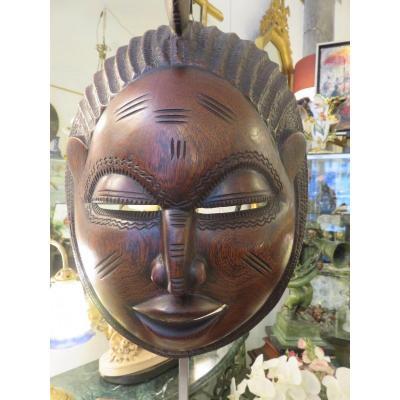 Baoulé Mask Twentieth Time